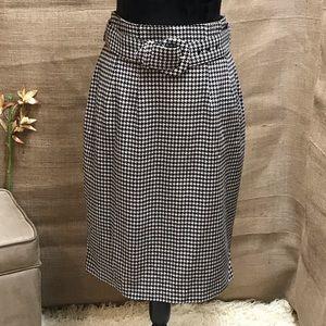 Caren Charles Vintage Skirt